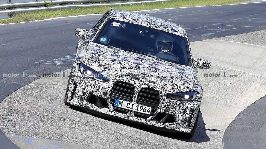 BMW M3 Casus Fotoğraflar