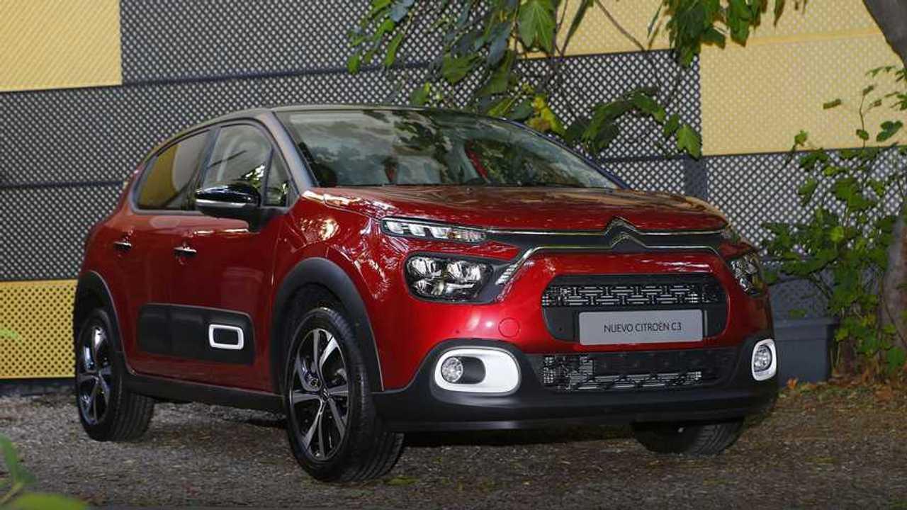 Presentación Citroën C3 2020 en Madrid