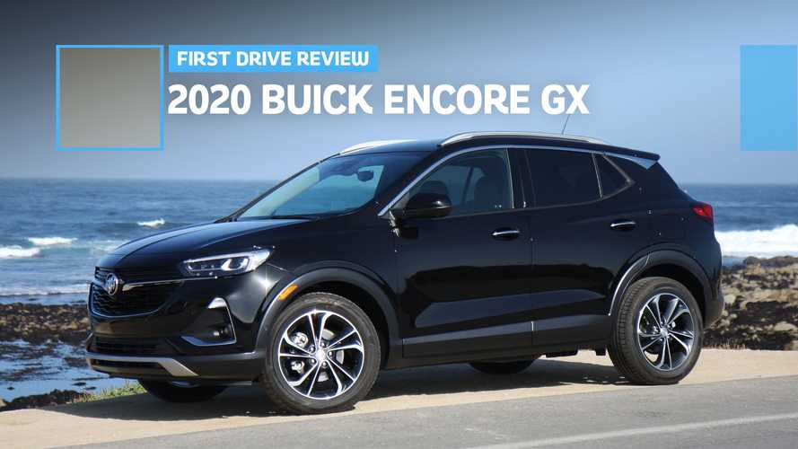 2020 Buick Encore GX First Drive Review: Pricey Luxury In Petite Form