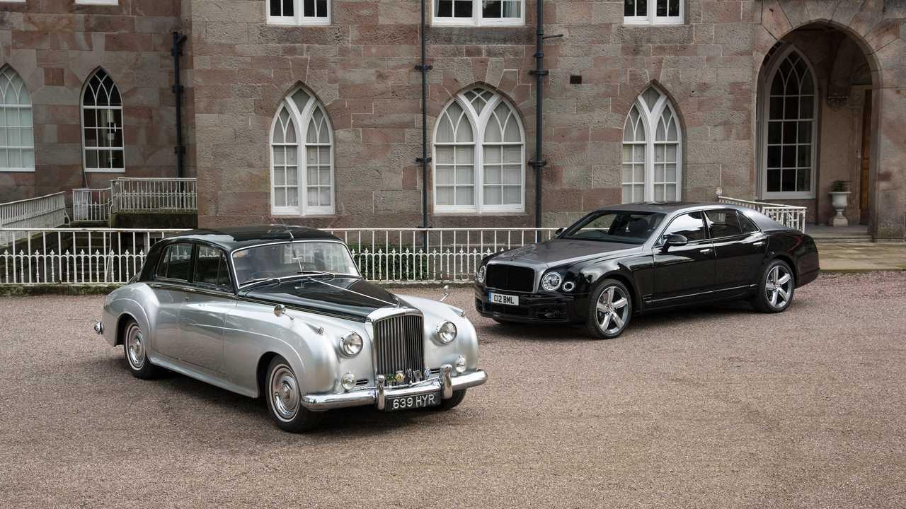 Dernier moteur V8 de 6 ¾ litres de Bentley