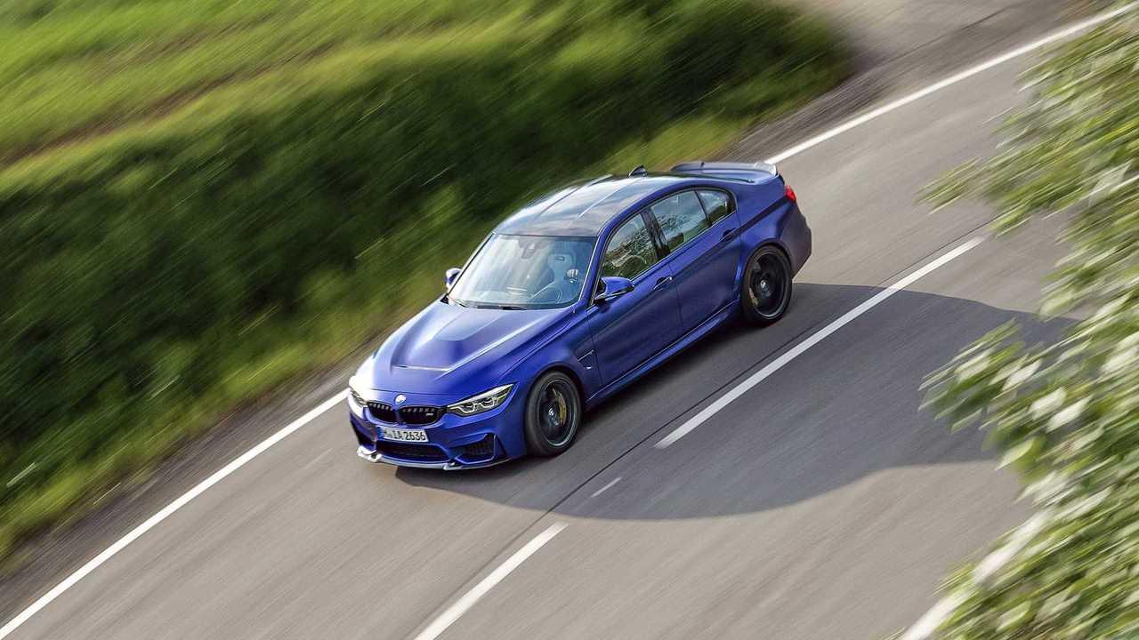 Wir vergleichen im Test den alten BMW M3 CS F80 mit dem neuen M3 G80
