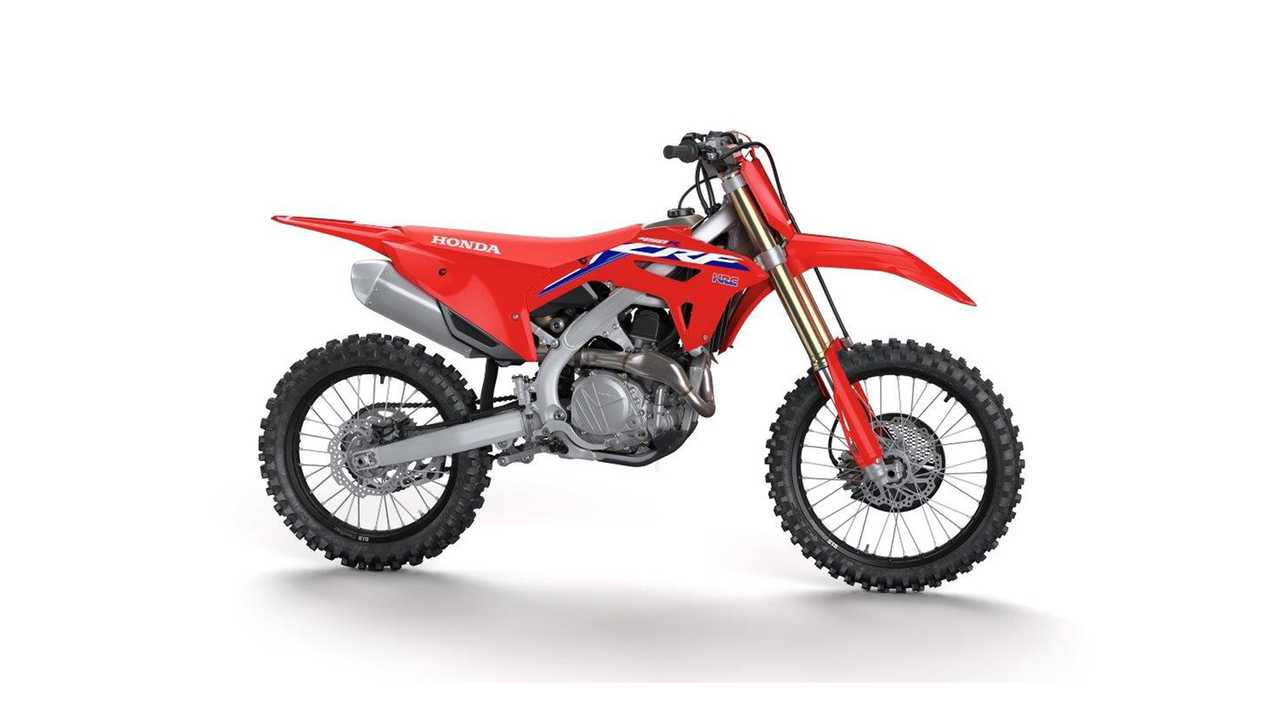 the 2021 honda crf450r gets new frame many other upgrades