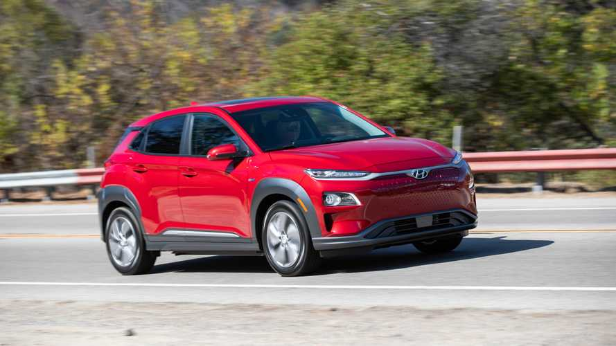 Hyundai Plug-In Electric Car Sales Declined In October 2020