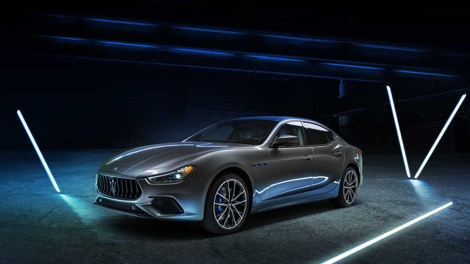 Maserati Ghibli (2021): Neuer Mildhybrid-Vierzylinder mit E-Verdichter