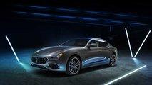 Maserati Ghibli (2021):Neuer Mildhybrid-Vierzylinder mit E-Verdichter