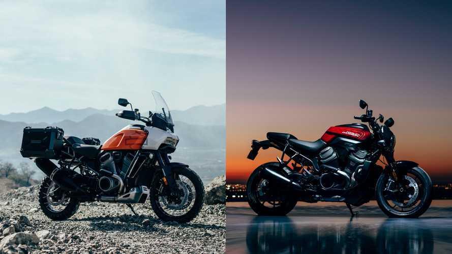 Harley-Davidson Bronx e Pan America: debutto rimandato al 2021