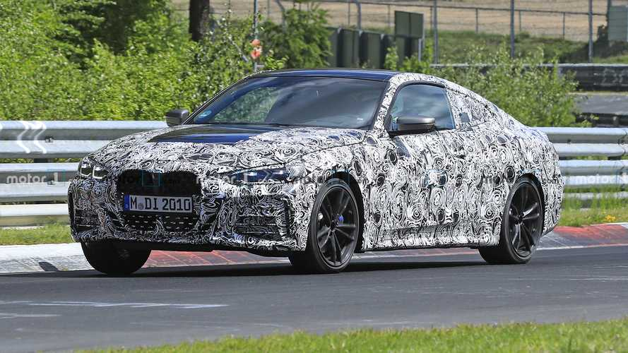 BMW 4 Series Looks Almost Ready For Production In New Spy Photos