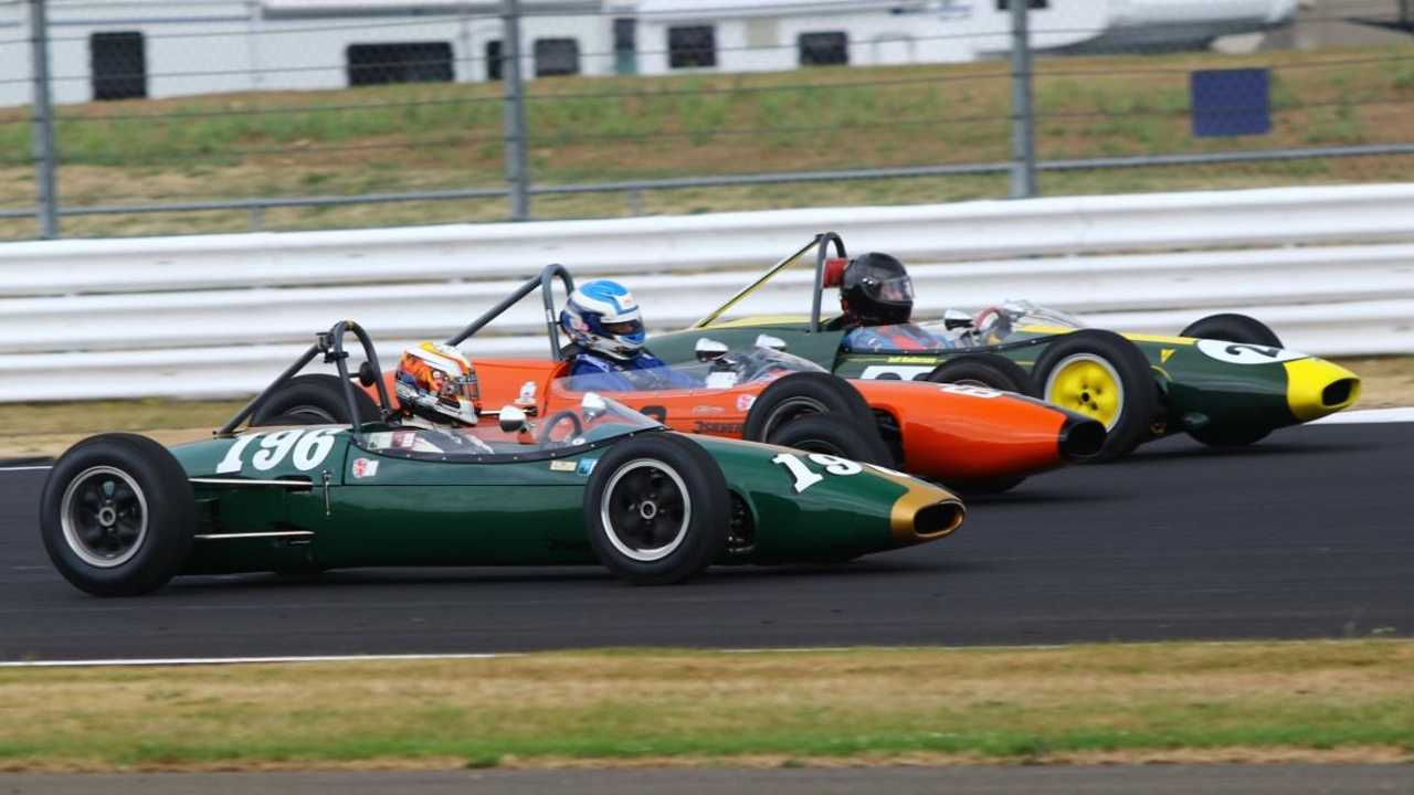 What attracts young drivers to historic racing?