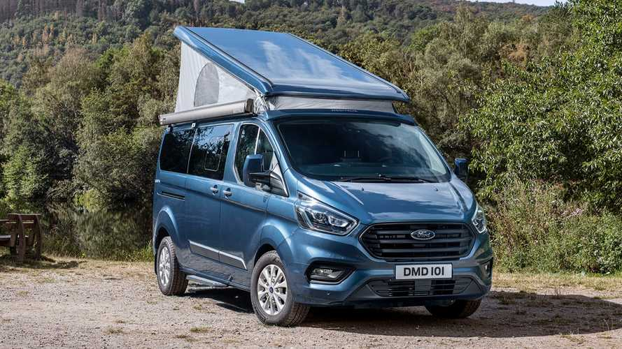Ford Transit Custom Nugget Plus 2020