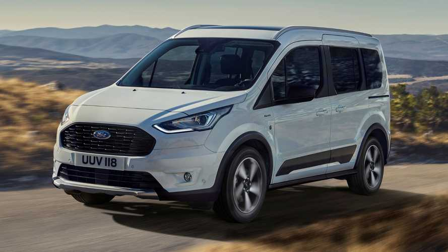 Ford Transit Connect Active e Tourneo Connect Active