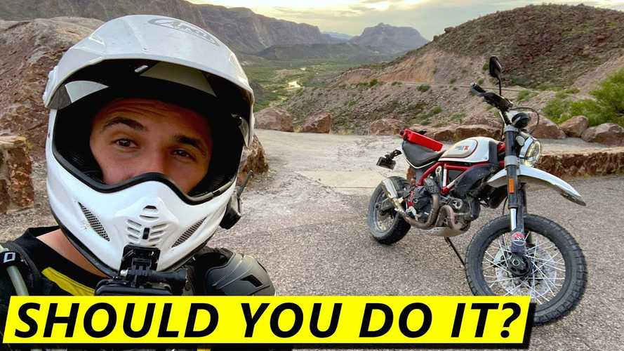Why You Should Ride To Someplace New