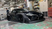 Toyota Supra Liberty Walk