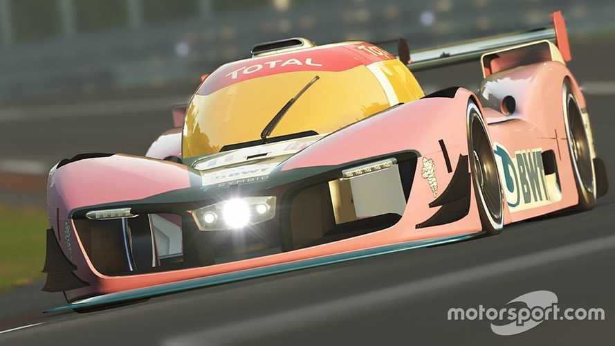 El safety car de las 24 H de Le Mans Virtuales será un prototipo de hidrógeno