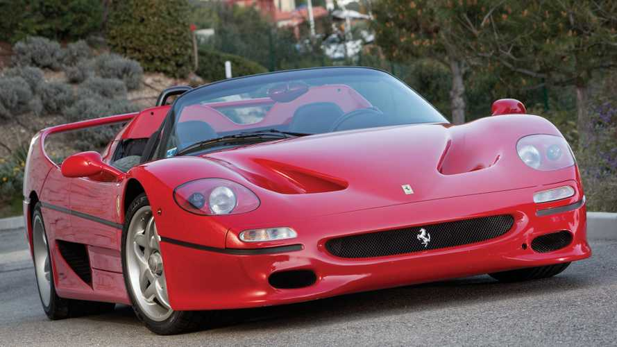 L'histoire de la Ferrari F50