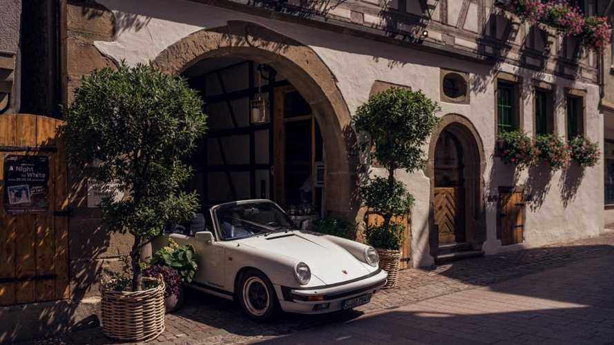 Porsche's guide to driving a 911 around Stuttgart