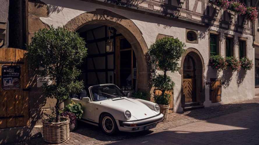 Porsche's guide to driving a 911 around Stuttgart