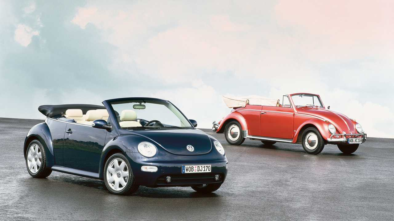 VW New Beetle Cabriolet (2003)
