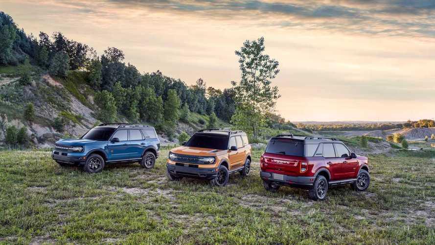 Ford Bronco Sport começa a ser produzido no México; Brasil será destino