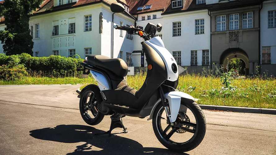 Peugeot E-Ludix (2020) - teste
