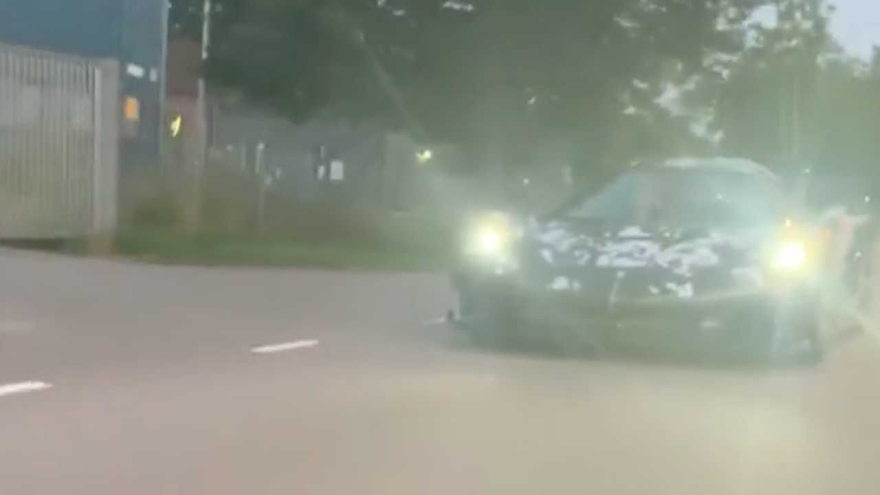 Koenigsegg Jesko Takes An Evening Drive During Final Stages of Tuning