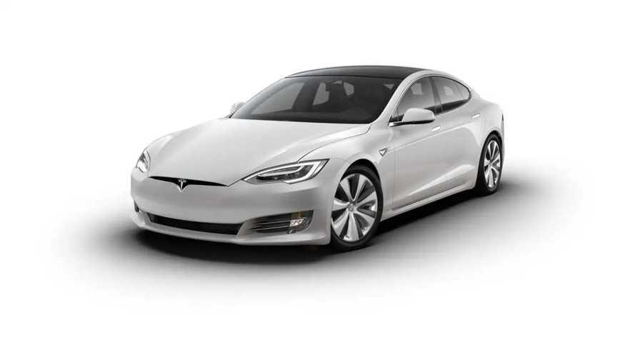Tesla Model S (design studio U.S.)