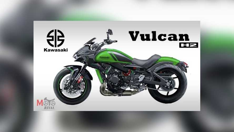 After The Ninja And The Z, Is The Kawasaki Vulcan H2 Next?