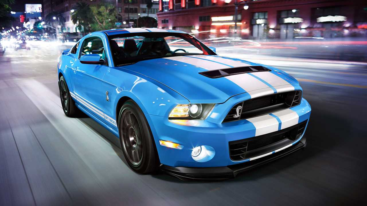 2013-2015 Ford Mustang Shelby GT500