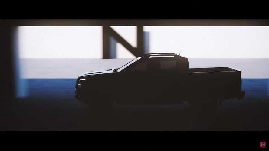 Mercedes-Benz X-class частично возродится в новом Nissan Frontier