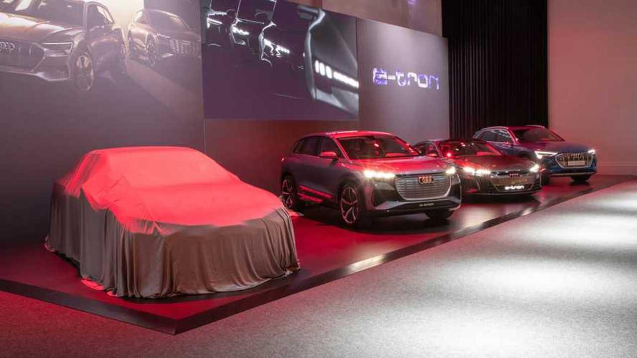 "Audi announced the ""Artemis"" project"