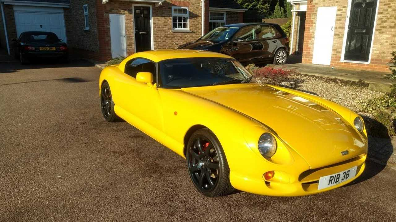 Classics for sale: low mileage TVR Cerbera