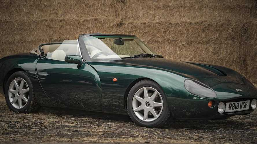 1998 TVR Griffith 500 for sale: Best on the market?