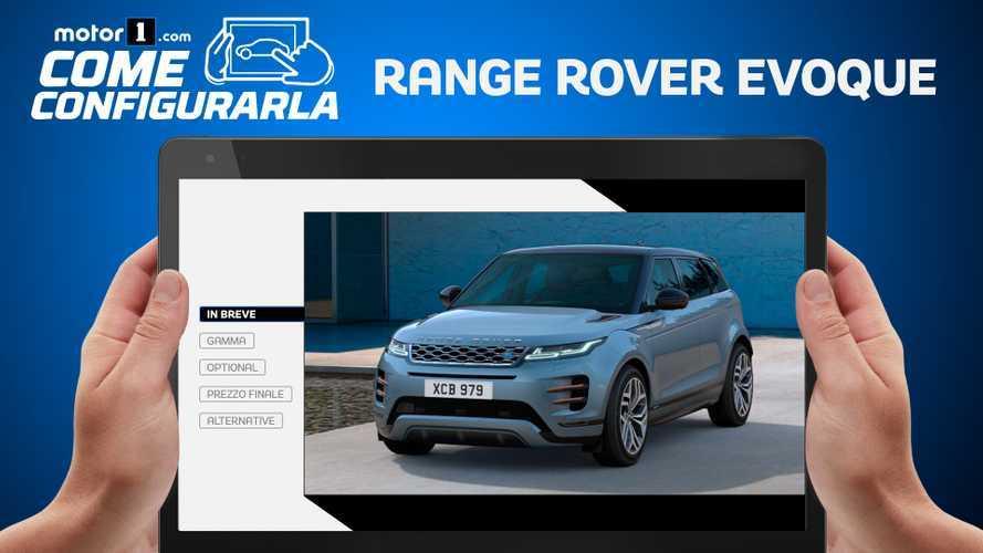 Range Rover Evoque, 1.5 plug-in hybrid e 2.0 diesel mild hybrid a confronto