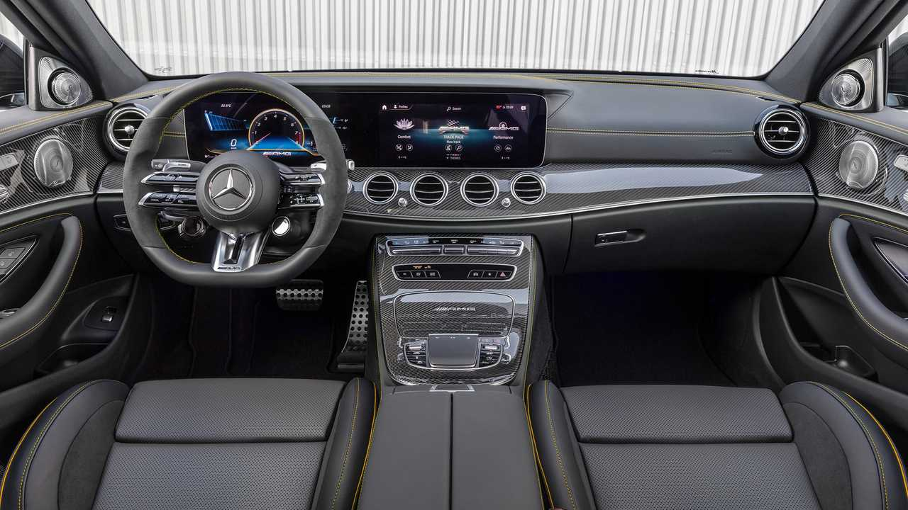 2020 Mercedes-AMG E 63 Limousine