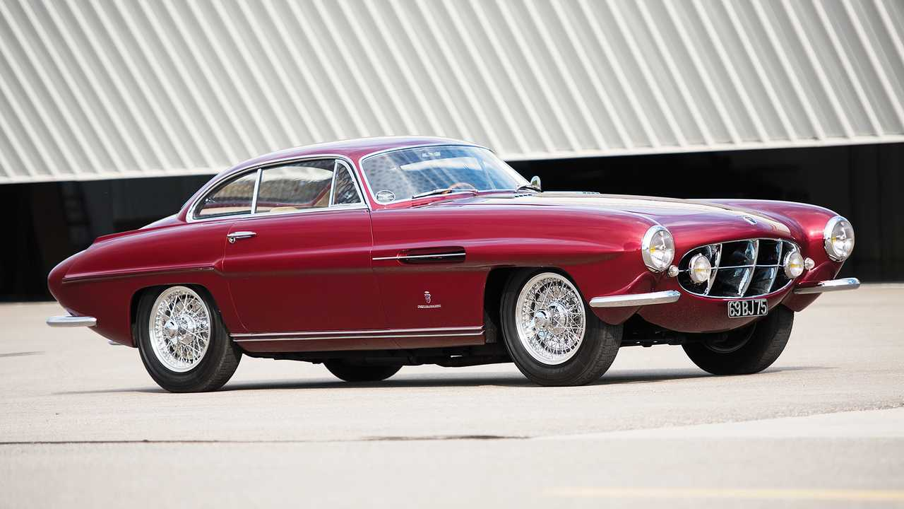 Jaguar XK120 Supersonic Ghia (1952) - 1,81 million d'euros