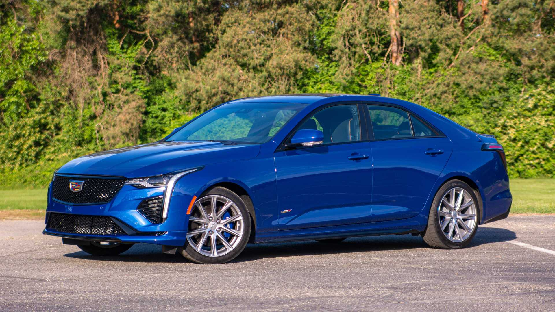 2020 cadillac ct4-v first drive review: please, go back to