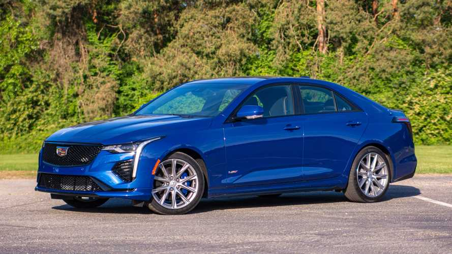 2020 Cadillac CT4-V: First Drive
