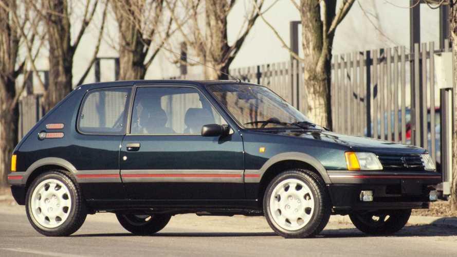 ¿Te acuerdas del Peugeot 205 GTi Plus?