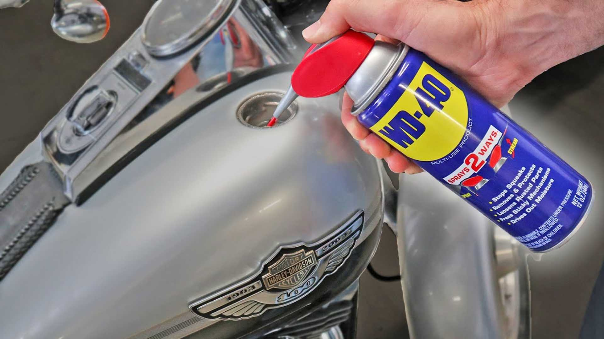 WD40 Can Do Practically Anything Ever