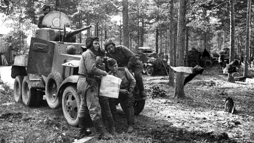 С них началась Победа: 5 самых грозных бронеавтомобилей СССР