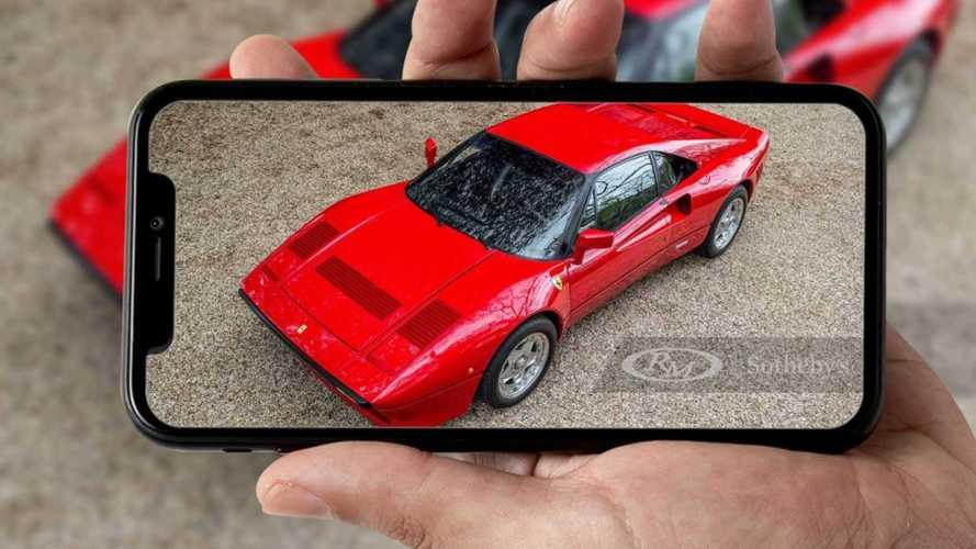 Cette rare et superbe Ferrari 288 GTO est en vente