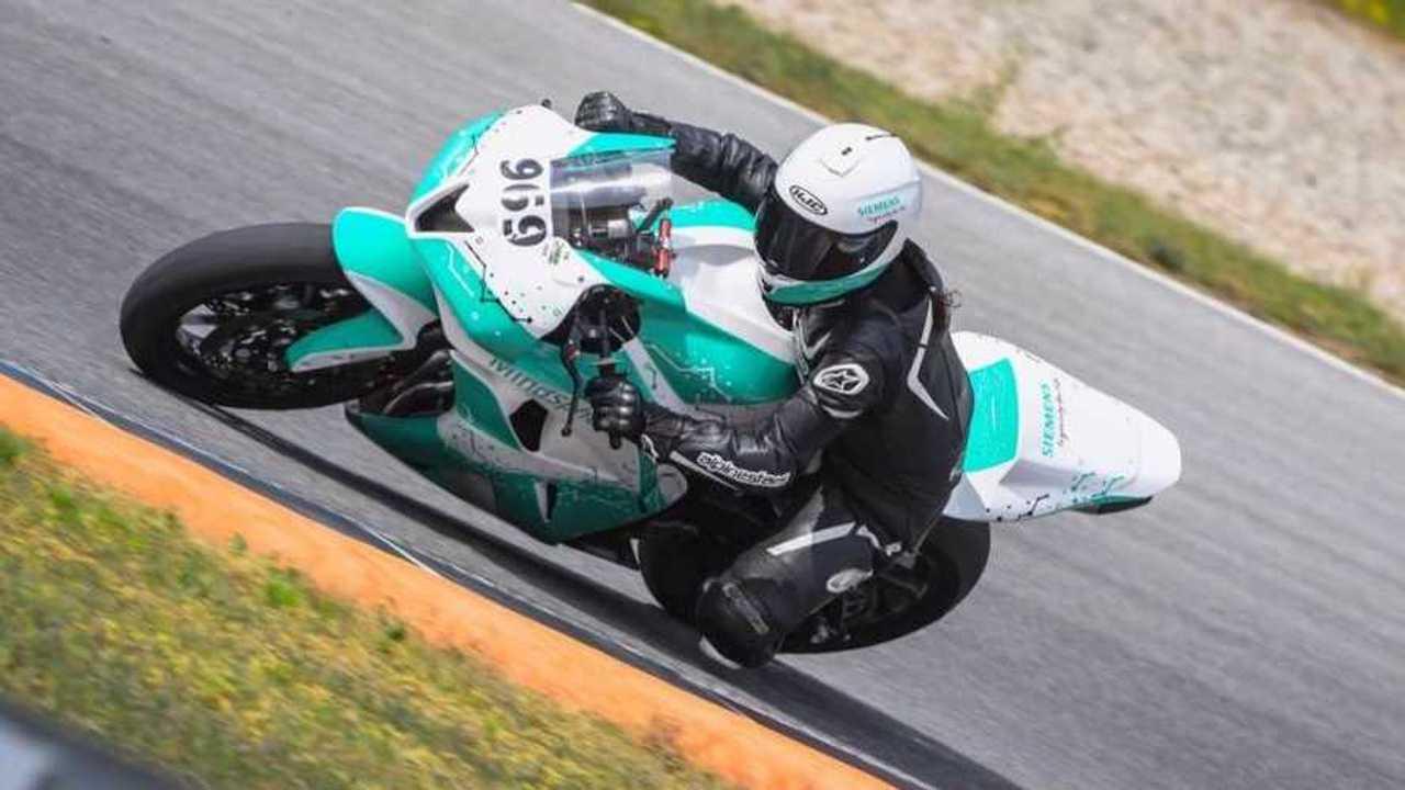 Siemens MindSphere Motorcycle Analytics