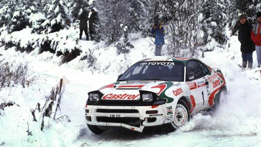 Rally GB marks 25 years since Kankkunen and Grist's 1993 win