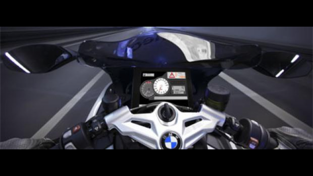 BMW ConnectRide: presentate nuove features
