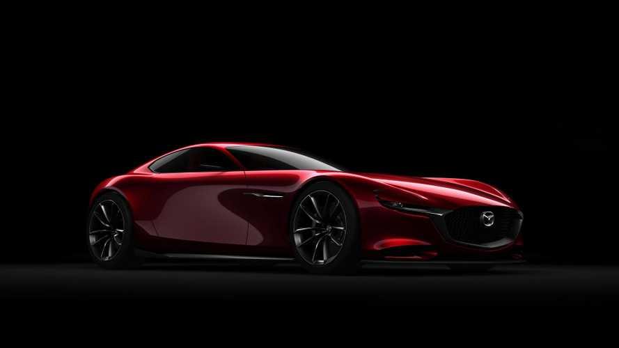 Mazda mostrará un concept con motor rotativo en Tokio