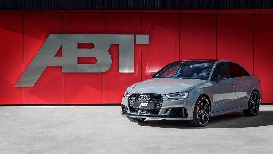 ABT Sportsline dévergonde la nouvelle Audi RS 3