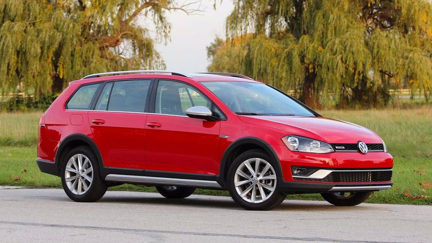 Wasted Wagons: VW Alltrack, SportWagen Dead And Gone After 2019