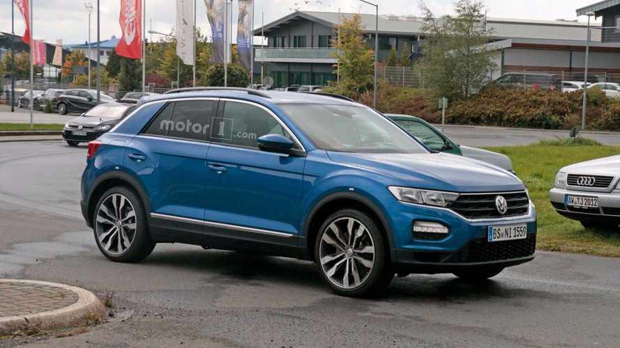 PHOTOS - Le Volkswagen T-Roc R est prêt au combat