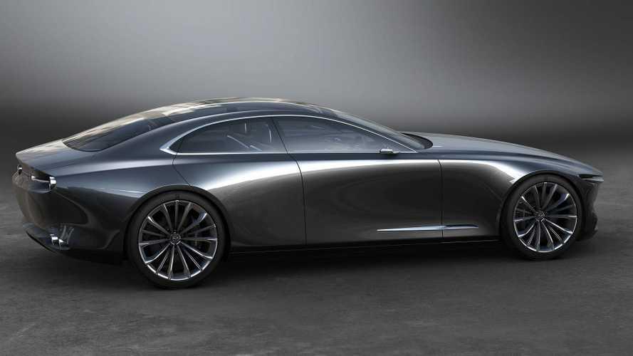 Le Mazda Vision Coupé est le nouveau