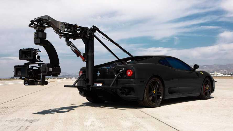 Los 7 coches-cámara más espectaculares