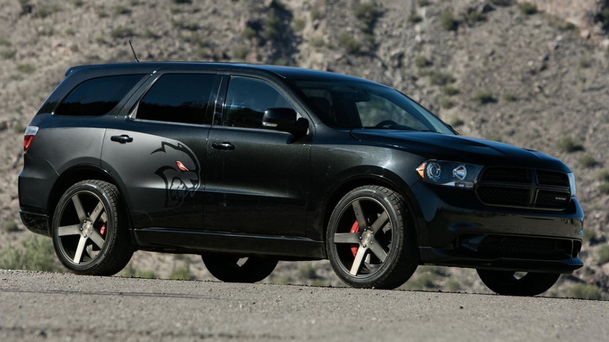 700-HP Hellcat-Powered Dodge Durango Is Real, And It's Awesome